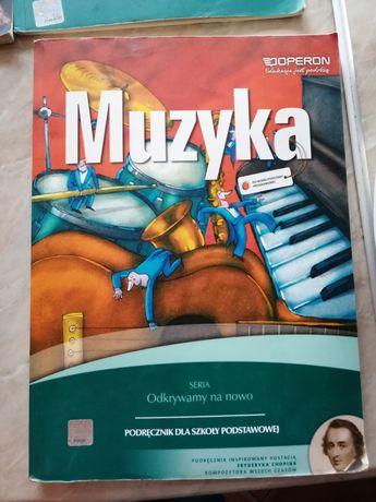 Książka do muzyki