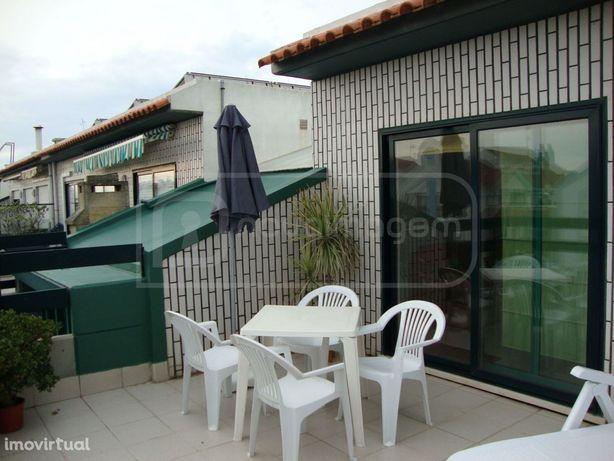 Penthouse T3 na Praia da Barra - PERMUTA