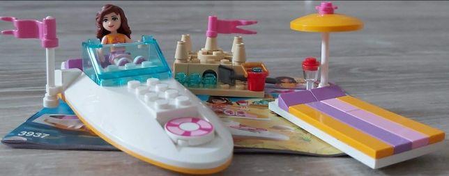 Lego Friends 3937 - Motorówka Olivii