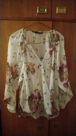 Блуза размер 46-48 Zara