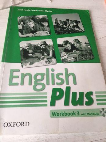 English Plus workbook 3