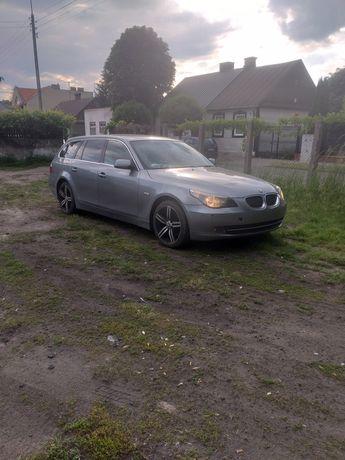 BMW E61 525D rok 2005