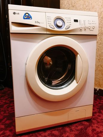 Cтиральная машина LG WD-80192S 3,5 кг 36 см глубина рабочая стиралка