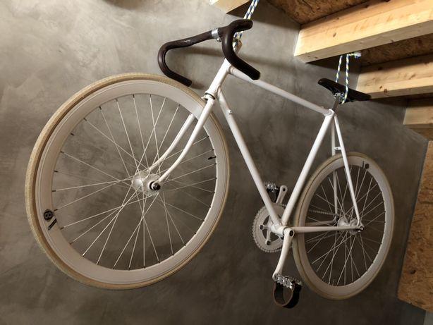 Bicicleta single speed fixed bike