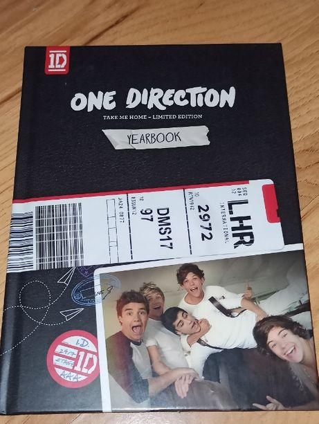 One Direction - Take Me Home. Yearbook. Limited Edition. - 70zł