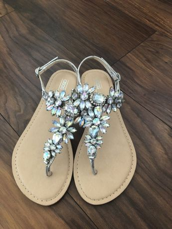 Sandały asos