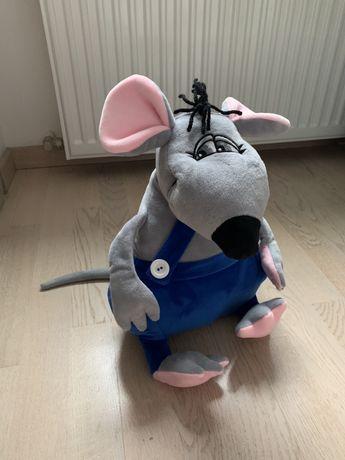 Мягкая игрушка милый крысёнок символ 2020 года