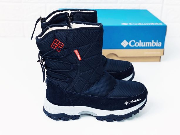 Термо сапоги дутики Columbia +5°-30° дутыши Коламбия аляска дутиші