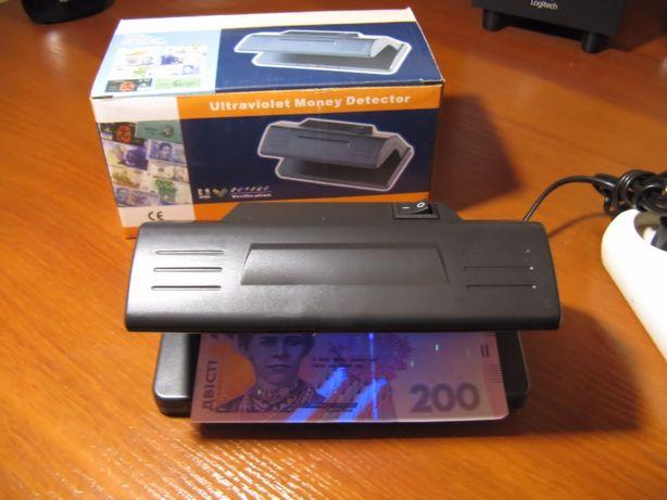Детектор валют ультрафиолетовый Model319 настольный от сети
