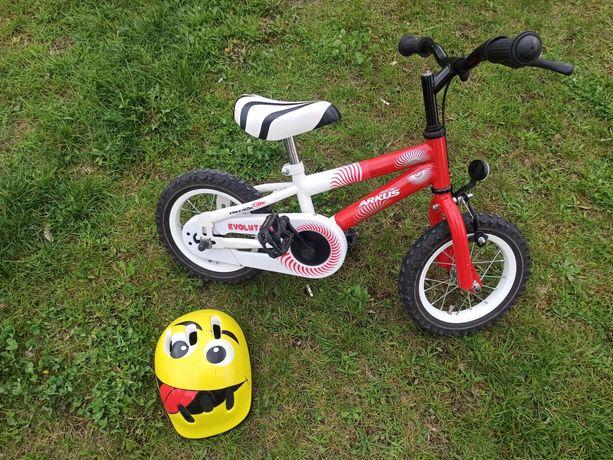 Rower rowerek dziecięcy Arkus 12 + Gratis