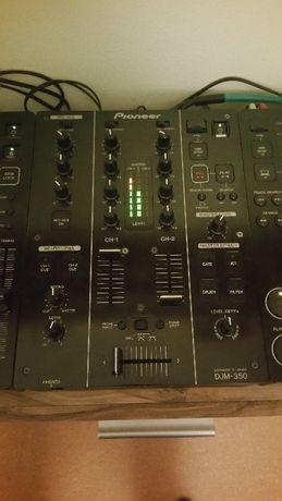 Mikser Pioneer DJM-350 stan idealny