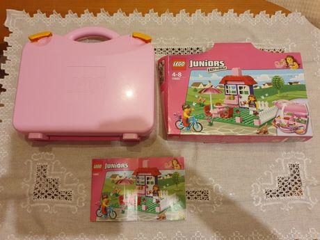 LEGO Creator Розовый чемоданчик для девочек (10660), 4-8, 151 дет