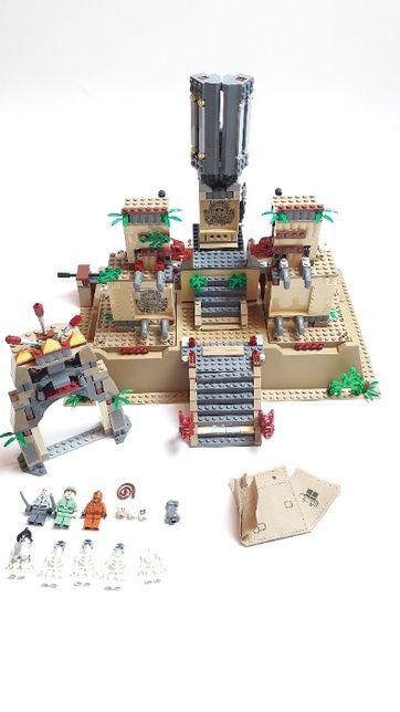 LEGO 7627. Klocki . Indiana Jones, świątynia czaszki - UNIKAT !!