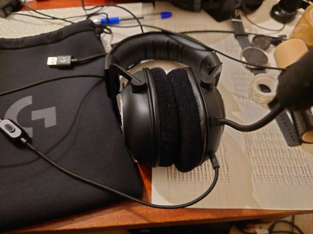 Słuchawki Logitech G Pro X