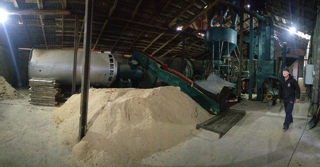 завод производство изготовление топливных гранул пеллет пилет пелет