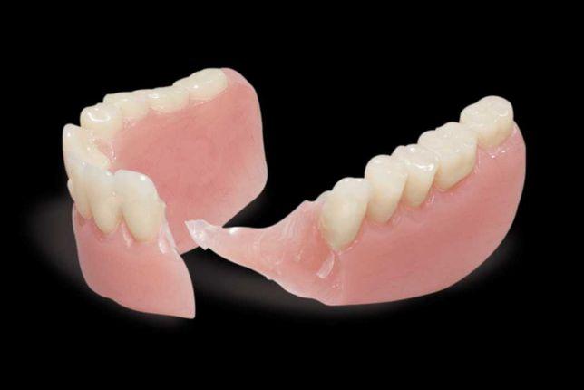 Conserto Próteses Dentárias (Placas/Dentaduras)