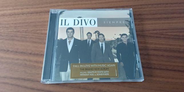 CD - IL DIVO - Siempre