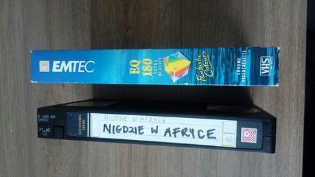 """Film """"Nigdzie w Afryce"""" kaseta VHS"""