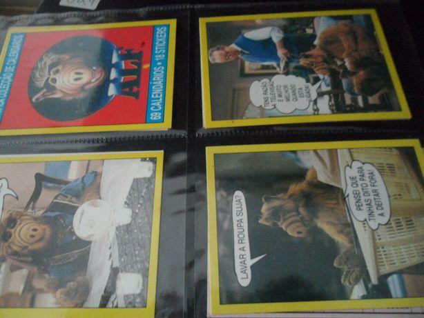 16 Calendarios de Bolso Serie de TV Alf 1989