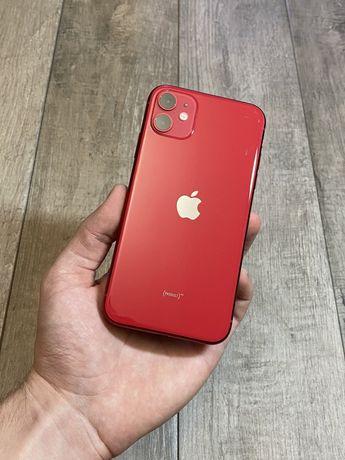 iPhone 11 128gb Red Neverlock