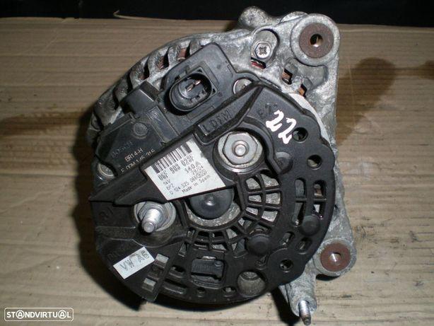 Alternador 0 6F903023F VW / CADDY / 2005 / 1.9 TDI / VW / GOLF 5 / 2005 / 1.9 TDI / AUDI / S3 / 2010 / 2.0 TSI / VW / PASSAT / 2007 / 1.9 TDI / VW / TOURAN / 2006 / 1.9 TDI / VW / GOLF 6 / 2011 / 2.0 TDI / SEAT / IBIZA / 2010 / 1.6 TDI /