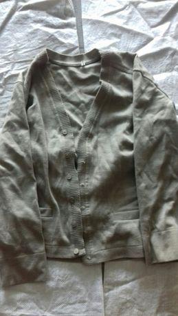 Swetr wojskowy oficerski lata 80 do 90