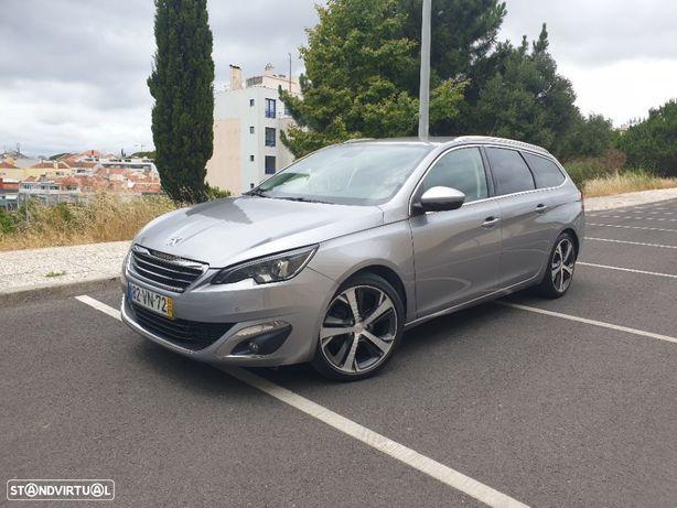Peugeot 308 SW 1.6 e-HDi Allure J18