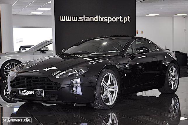 Aston Martin Vantage Coupe V8 Sportshift