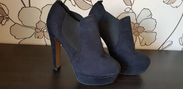 Buty damskie Tally Weijl rozmiar 40 jak nowe