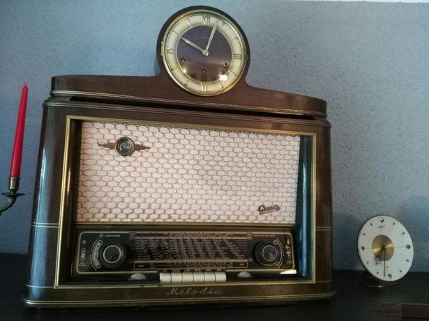 Radio Graetz MELODIA zegar