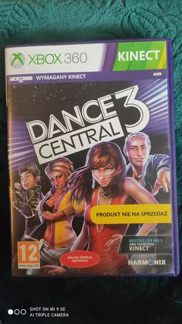 Dance Central 3 xbox360 Kinect