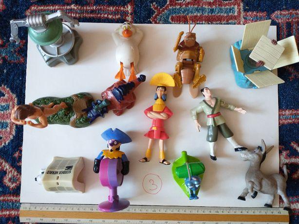 fajne zabawki mcdonald disney