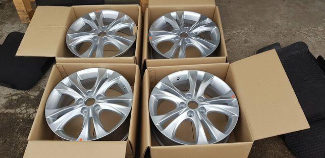 16*Продам ориг новые диски Hyundai R17 5x114.3 Santafe Sonata Kia