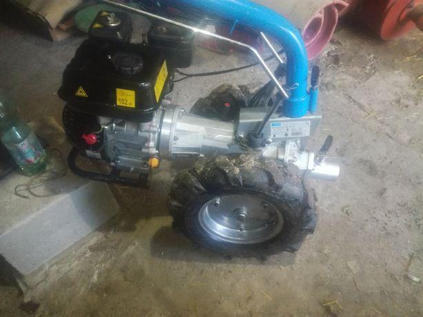 Dzik, mini, traktorek, jednoosiowy, Gude gme 6.5 ,mf 70, terra vari