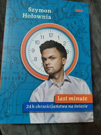 Szymon Hołownia - Last minute