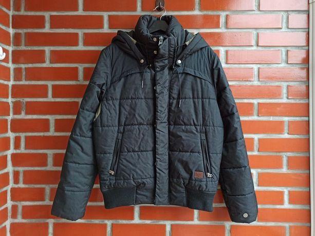 G-Star Raw мужская зимняя тёплая куртка размер L г стар Б У