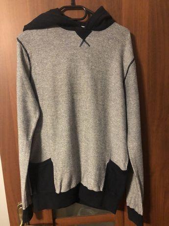 Bluza sweter z kapturem Reserved