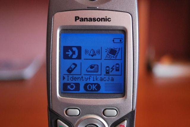 Telefon Panasonic KX-TCD510PDM z automat. sekretarką