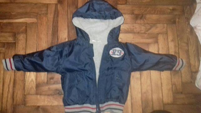 Куртка -дощовик весна-осінь 74 см