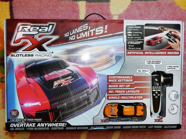 Tor Wyścigowy R/C Real FX Slotless Racing 1:32
