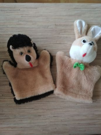 Игрушки для кукольного театра