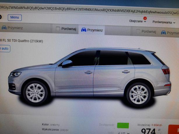 Audi vw Skoda seat Mercedes Alu felgi 5 x 112 OKAZJA 1./2 ceny Polecam