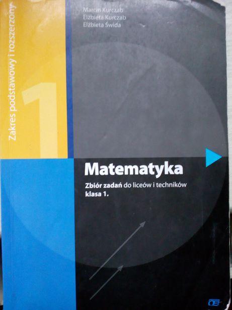 Matematyka zbiór zadań do liceów i techników klasa 1 wyd. Pazdro