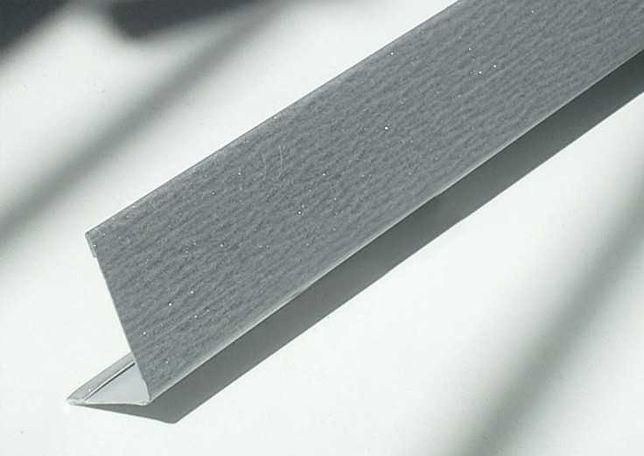 Уголок Alubest Стандарт для потолка 24мм, 3м, металлик