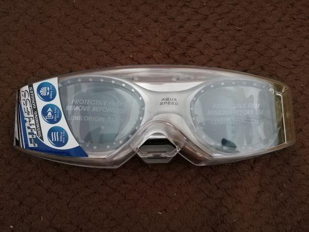 Okularki pływackie Aqua speed fitness