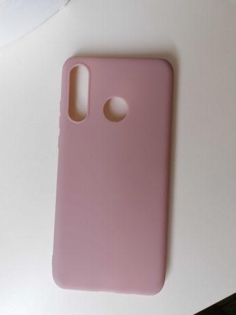 Nowy case Huawei p30 lite różowy