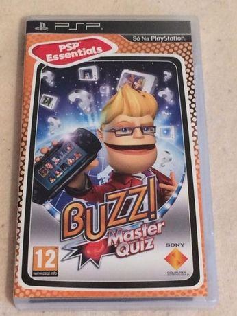 "Jogo PSP ""Buzz"" Master Quiz"