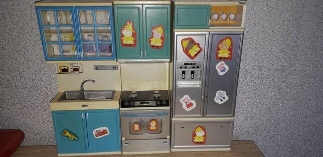 Кухня-іграшки для барбі