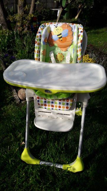 Krzesełko Chicco Polly 2W1 SUNNY