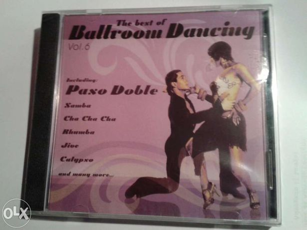 CD The Best Of Ballroom Dancing